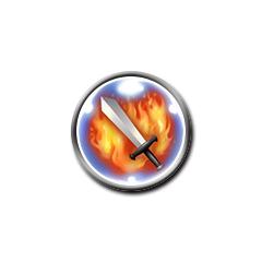 Firaga Strike icon in <i><a href=