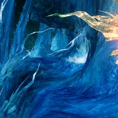 The Frozen Falls.