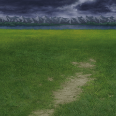 Ruined grassland.
