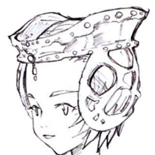 Concept artwork of Hilda.