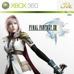 <i>Final Fantasy XIII</i><br />Xbox 360<br />Europe; March 9, 2010