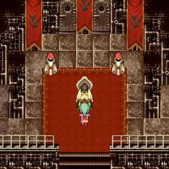 Throne room (iOS/Android/PC).