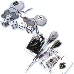 Gambler's Items' artwork.