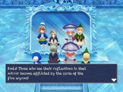 FFIII iOS Curse of the Five Wyrms.png
