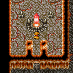 The Fire Crystal (GBA).