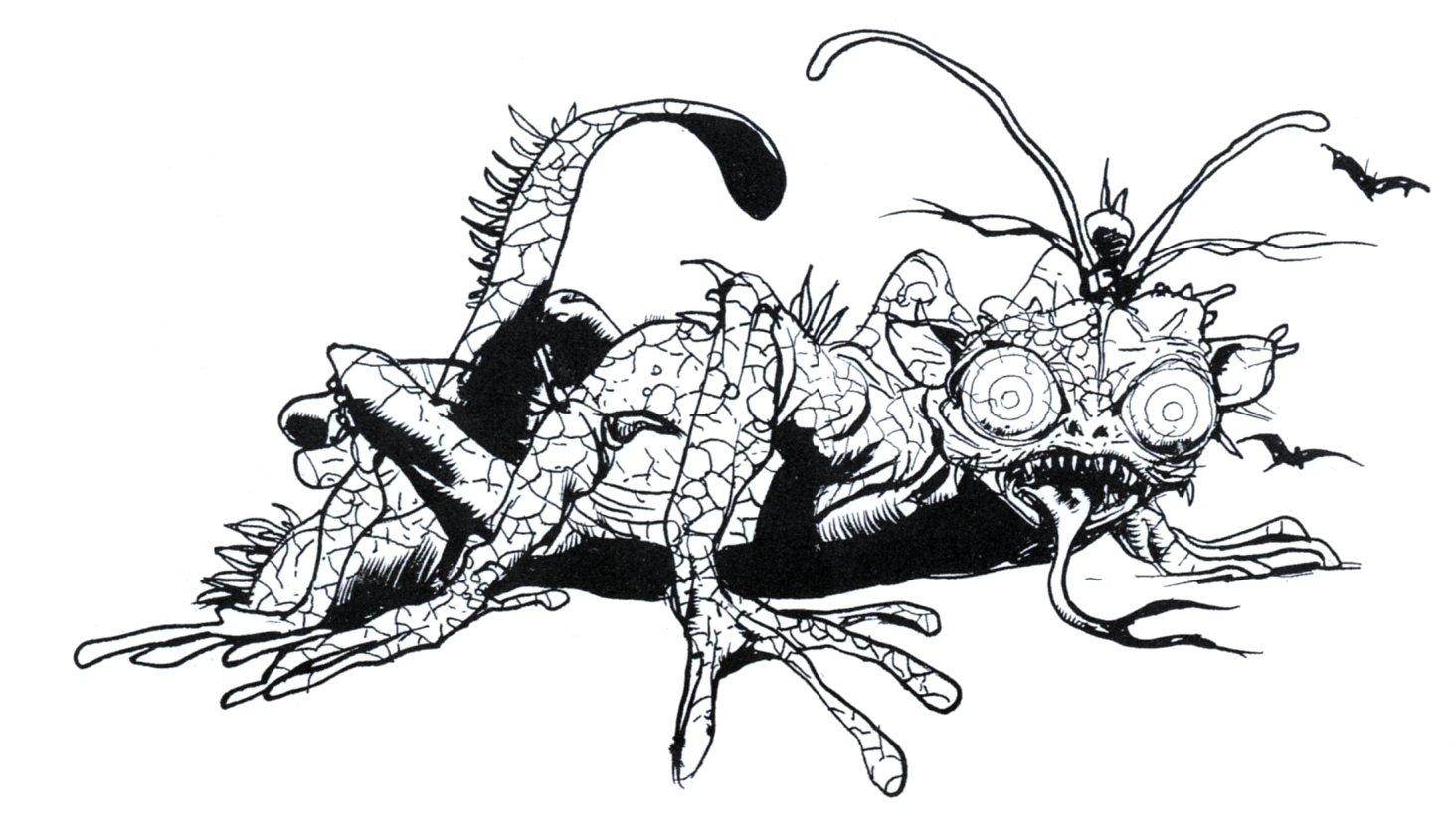 lizard enemy final fantasy wiki fandom powered by wikia