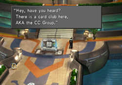 Card club ff8
