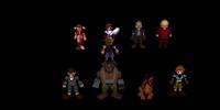 Debug Room (Final Fantasy VII)/North Room