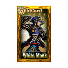 White Monk (male).