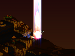FFT Holy Explosion