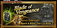 FFRK Blade of Vengeance Event