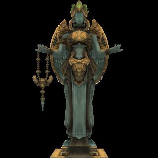 Goddess Statue.