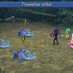 A Preemptive Strike (DS).