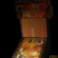 Field model of the bar's pinball machine in <i><a href=