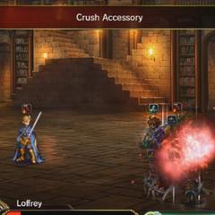 Crush Accessory.