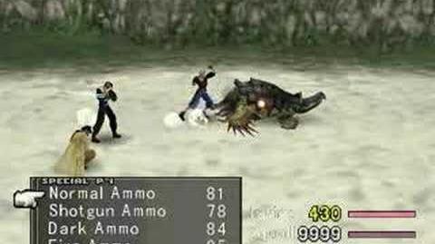 Shot (Final Fantasy VIII)
