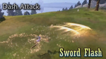 DFF2015 Sword Flash
