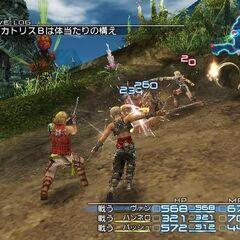 Mosphoran Highwaste gameplay (Japanese).