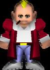 Модель Дона Корнео в Final Fantasy VII.