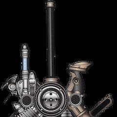 Engine Blade.