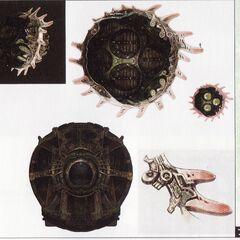 Atomos's concept art.