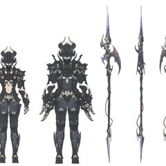 Dragoon artwork.