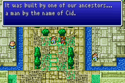 Cid Mentioned at Lufenia (FFI DoS).png