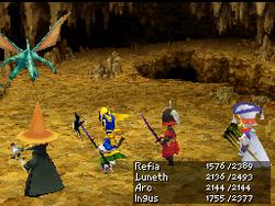 FFIIIDS Dragon Lance