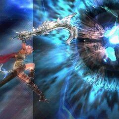 Lightning Strike EX Burst.