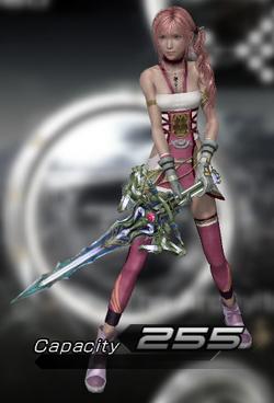 FFXIII-2 Angel's Bow