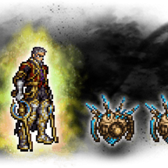 Doctor Cid (Ultimate +) & Rook.