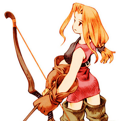 Female Archer.
