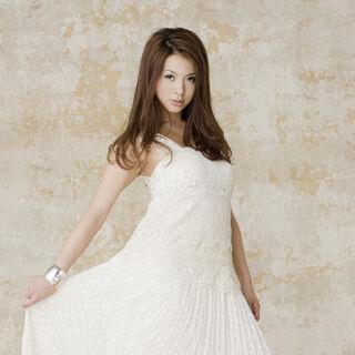Mai Fukui's promotional shot for the single.