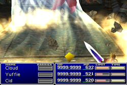 FFVII Finishing Touch