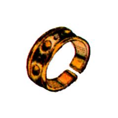 Copper Armlet.