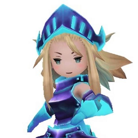 Edea as a Guardian.