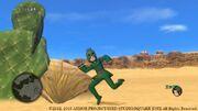 Dragon Quest X Cactuar Costume