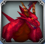 DFFOO Red Dragon Icon