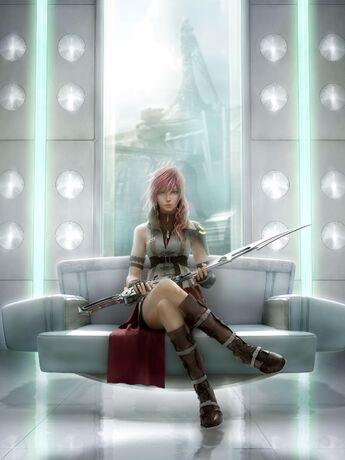 ファイル:FFXIII Lightning.jpg
