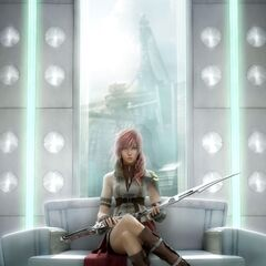 Official art of Lightning in the Narthex.