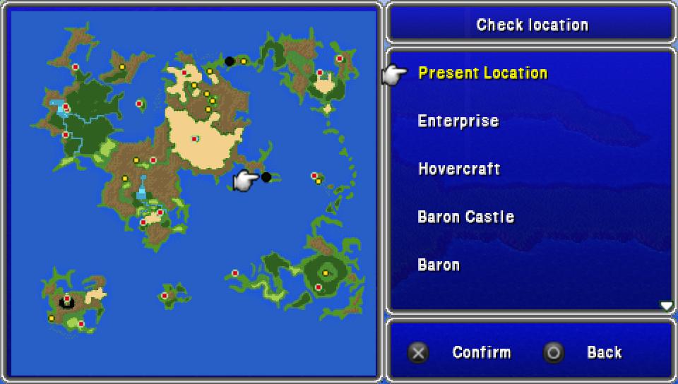 Image FFIV PSP World Final Fantasy Wiki FANDOM powered by Wikia