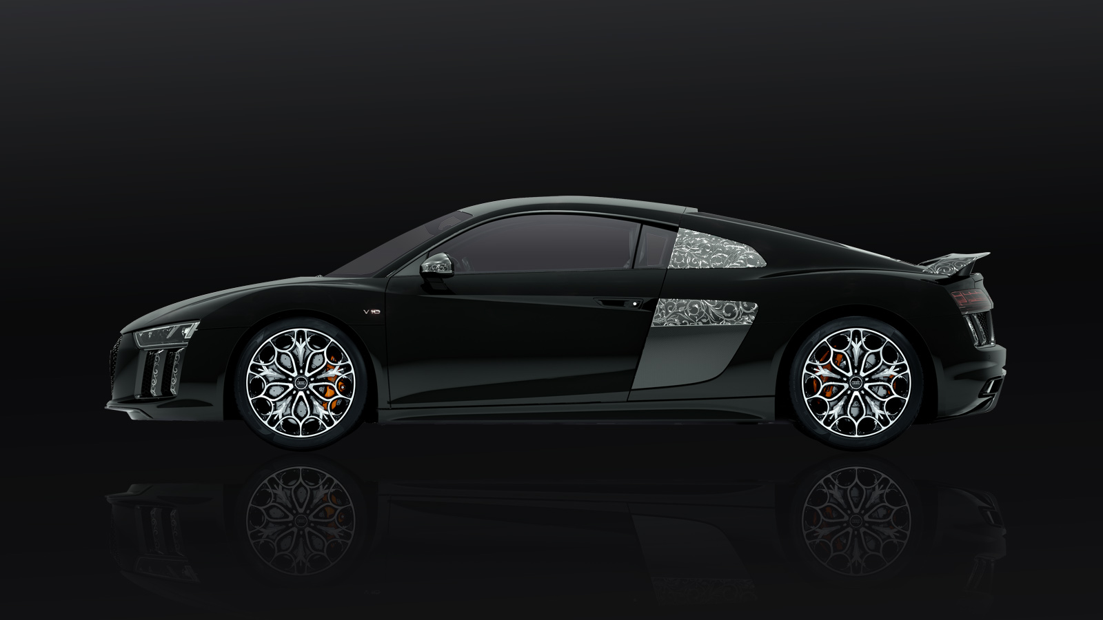 Audi R8 Star Of Lucis Final Fantasy Wiki Fandom