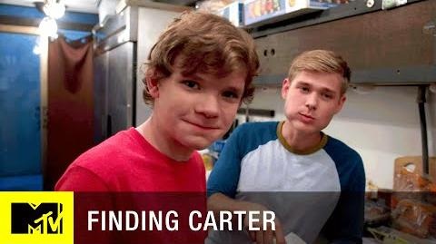 Finding Carter (Season 2B) Zac Attack (Episode 19) MTV