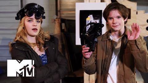 Finding Carter Zac Attack 3 MTV