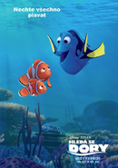 Finding Dory German Poster