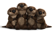 Otters Render