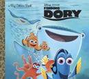 Finding Dory: A Big Golden Book