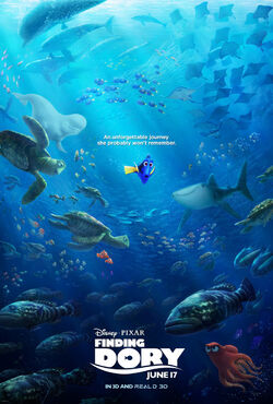 FindingDory poster