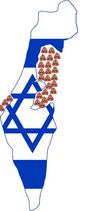 ISRAEL POOP EMOJI MEME BY Hebrew-Israelite-Judean Wolf