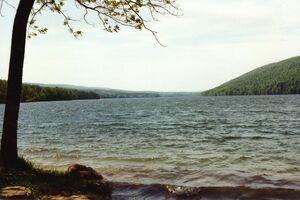 Canadice Lake, New York